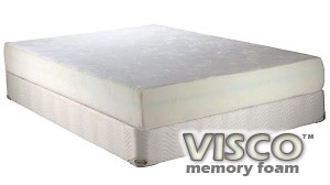 Simmons Creasse Memory Foam Mattress
