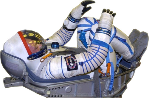 The whole iner side of the Astronaut seat is made from Visco Elastic memory Foam to minimize G pressure