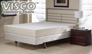 Primo International memory foam mattress