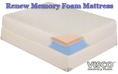 Renew Memory Foam Mattress